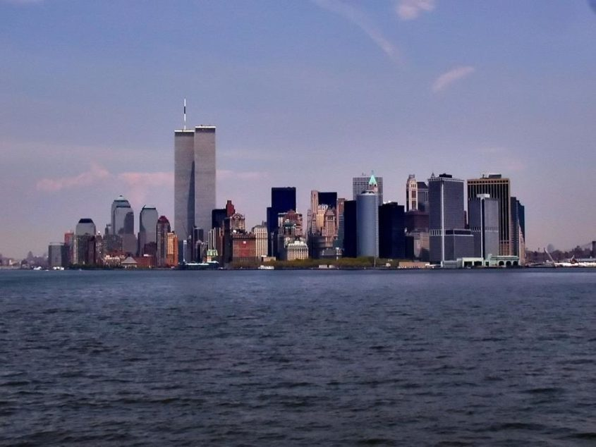 Das World Trade Center vor dem 11. September 2001 - (C) chadh CC 2.0 via flickr.com