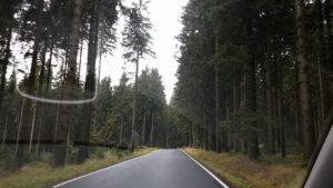 Böhmerwald zwischen Boží Dar und Nejdek