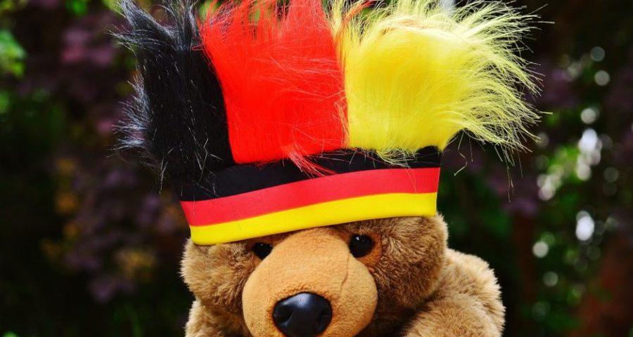 Der Deutschland-Teddy - (C) Alexas_Fotos CC0 via Pixabay.de