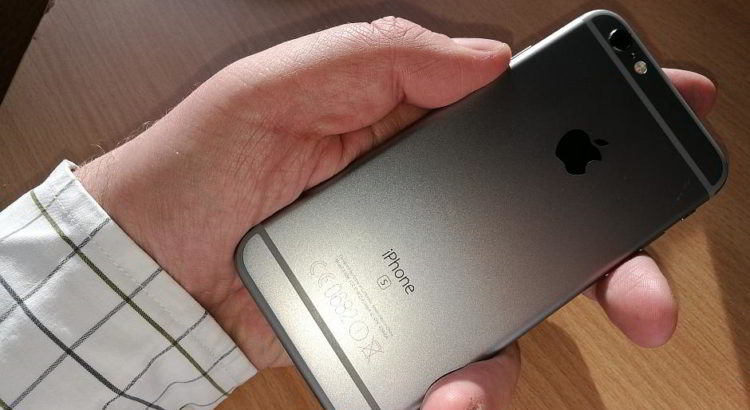 iPhone 6s Rückseite