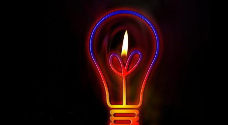 Eine Glühlampe - (C) Geralt Altmann CC0 via Pixabay.de