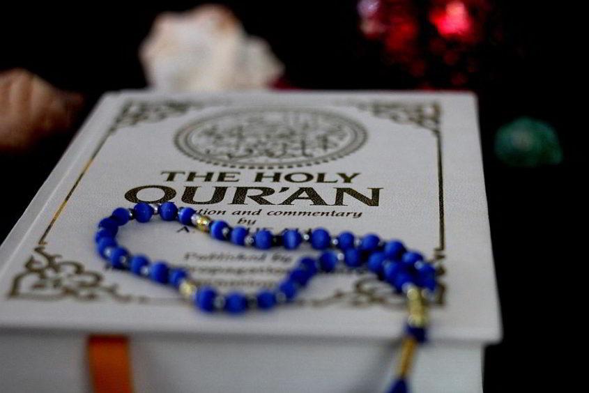 Koran - (C) Tariq786 CC0 via Pixabay.de