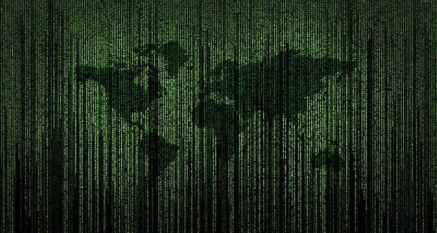 Die Welt in der Matrix - (C) Comfreak CC0 via Pixabay.de