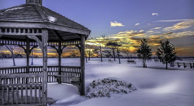 Schneelandschaft - (C) VinnyCiro CC0 via Pixabay.de