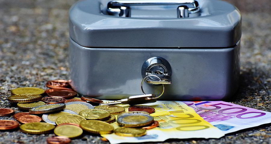 Eine Geld-Kassette - (C) Alexas_Fotos CC0 via Pixabay.de