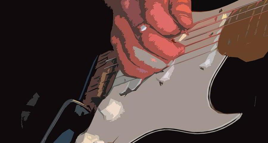 Gitarrenspiel - (C) PublicDomainPictures CC0 via Pixabay.de