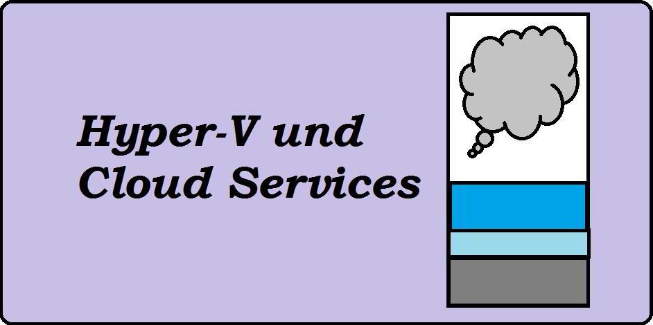 Hyper-V und Cloud Services