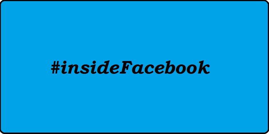 #insideFacebook - Exklusiv, was nicht exklusiv ist