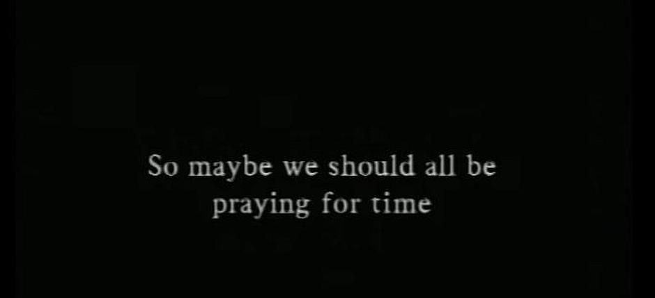 """Längst vergessen: """"Praying for Time"""" von George Michael"""