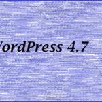 WordPress 4.7 – Wenn Sassy Vaughan im Blog singt
