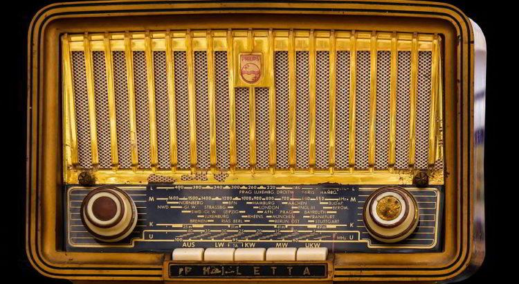 Ein Radio - (C) Gellinger CC0 via Pixabay.de