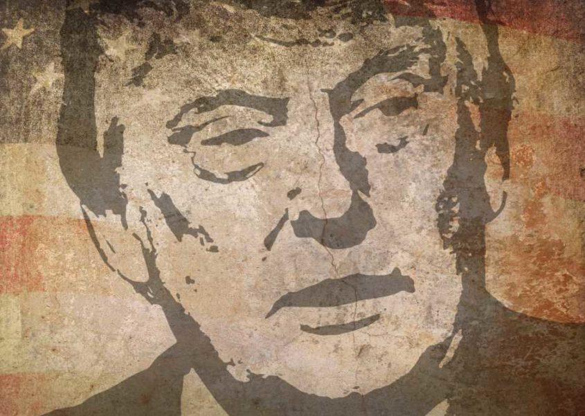 Donald Trump - (C) MIH83 CC0 via Pixabay.de