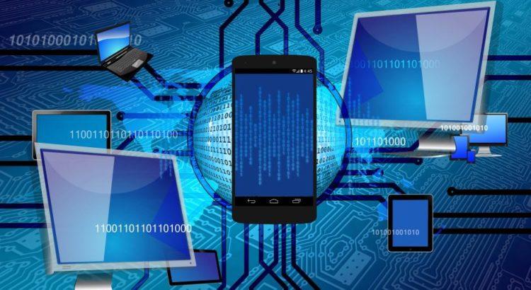 Technologie im Unternehmensnetzwerk - (C) Geralt Altmann CC0 via Pixabay.de