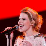Levina beim Eurovision Song Contest 2017