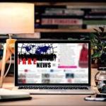 Man fällt so schnell auf Fake News rein