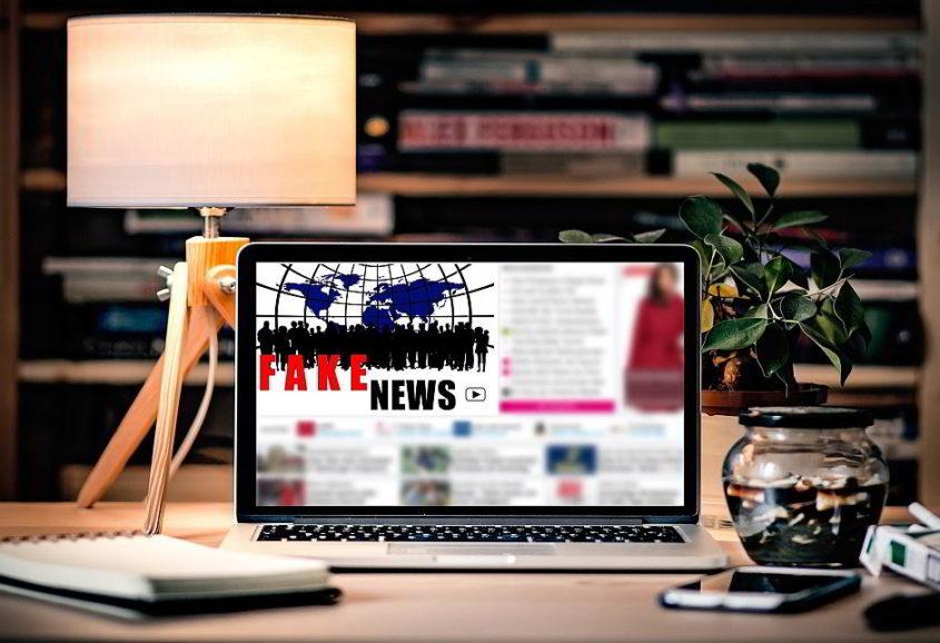 Fake News - (C) pixel2013 CC0 via Pixabay.de