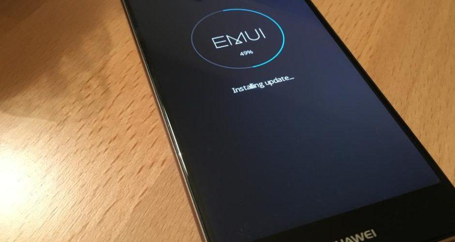 Sicherheitsupdates für das Huawei P9