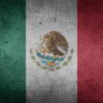 Die Grenzmauer von Mexiko