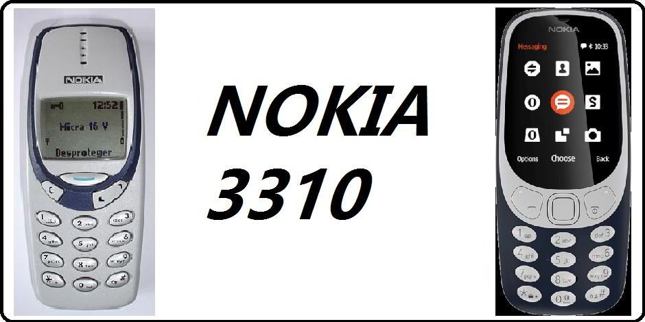 Nokia 3310: Aus alt mach Kult