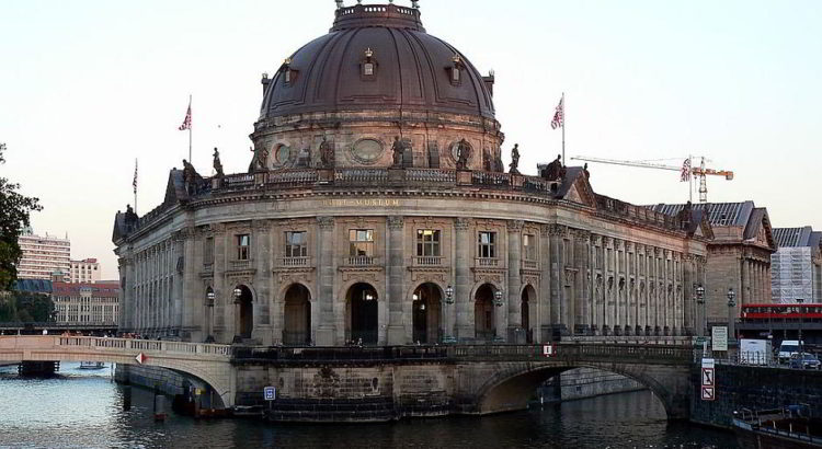 Bodemuseum Berlin - By VollwertBIT (Own work) [CC BY-SA 3.0 (http://creativecommons.org/licenses/by-sa/3.0)], via Wikimedia Commons