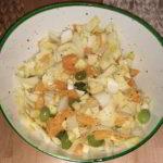 Chicorée-Salat mit Früchten: Geschmacksexplosion im Mund