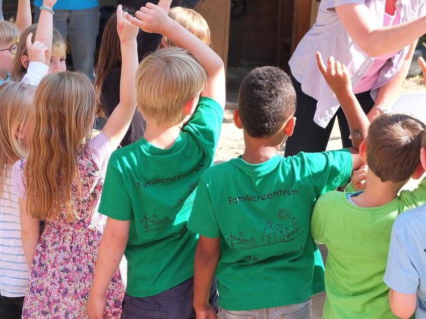 Kindergarten-Kinder - (C) Westfale CC0 via Pixabay.de