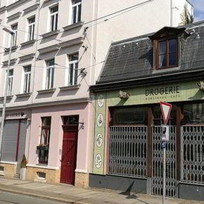 Brasserie und Drogerie am Schillerhaus