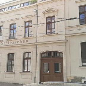 Gohlis-Süd, das Schiller-Schlösschen