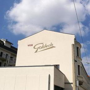 VEB Goldeck am Schokoladenpalais