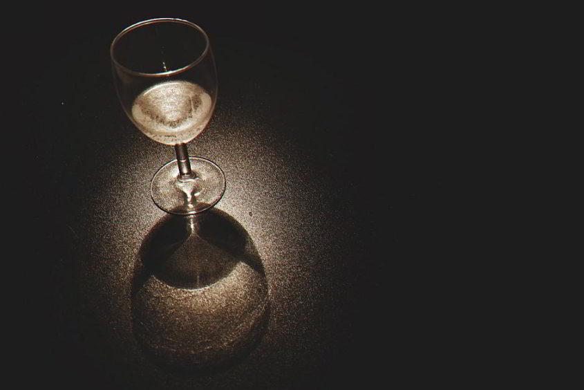 Weinglas - (C) Pexels CC0 via Pixabay.de