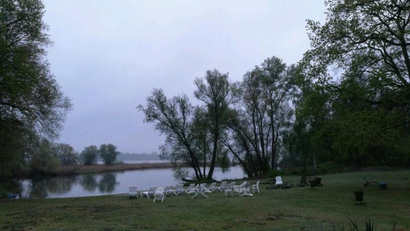 Abendstimmung am Beetzsee