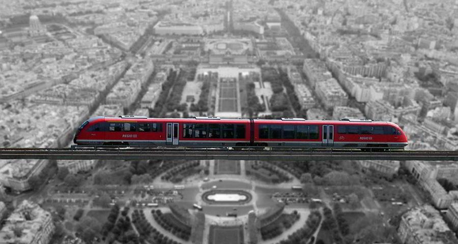 Downtown Train: Die Hochbahn - (C) Alexas_Fotos CC0 via Pixabay.de
