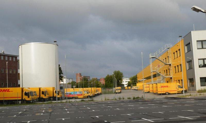 DHL-Zentrum in Berlin-Siemensstadt - (C) malte_schuett CC0 via Pixabay.de