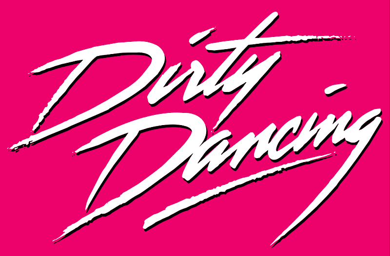 Dirty Dancing - Urheber unbekannt, Public Domain via Wikimedia Commons - https://de.wikipedia.org/wiki/Datei:Logo_Dirty_Dancing.svg