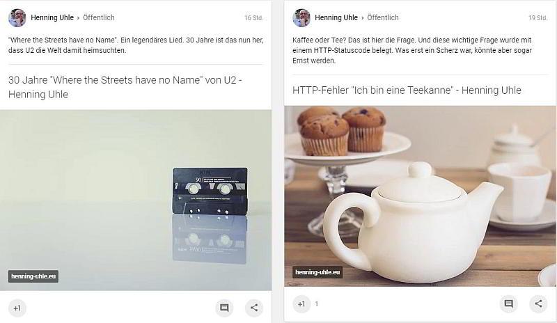 Google+ - Lange nicht so tot wie gedacht