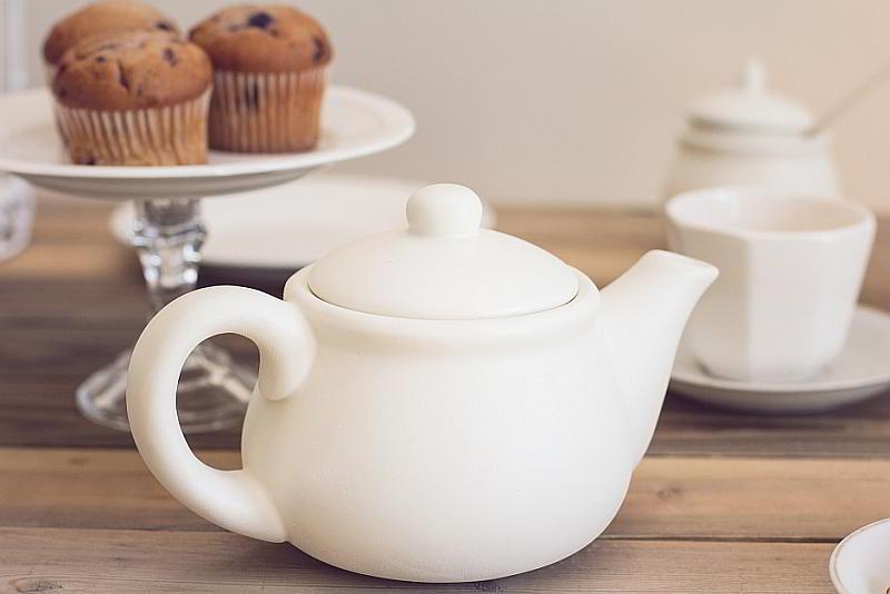 Eine Teekanne - (C) karolyn83 CC0 via Pixabay.de