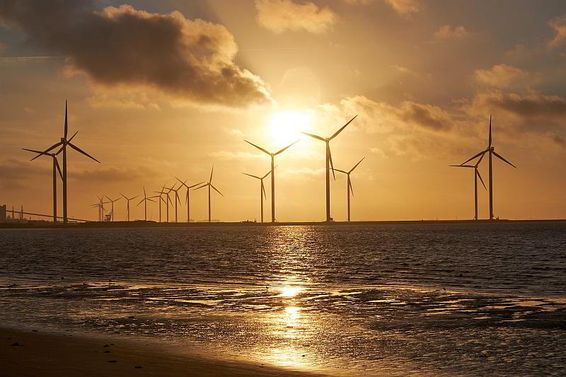 Ein Offshore-Windpark - (C) WerbeFabrik CC0 via Pixabay.de