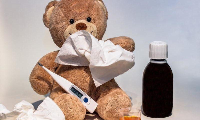 Erkältung - (C) Myriams-Fotos CC0 via Pixabay.de