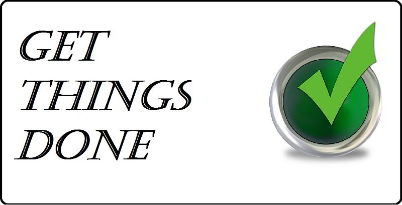 Get things Done - mit https://pixabay.com/de/button-haken-h%C3%A4kchen-ja-beste-76783/ CC0 Geralt Altmann via Pixabay.de