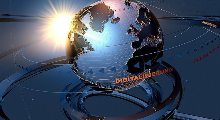Digitalisierung - (C) PRIO4D CC0 via Pixabay.de