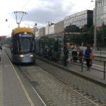 Leipzig: Wenn man in der neuen Straßenbahn friert