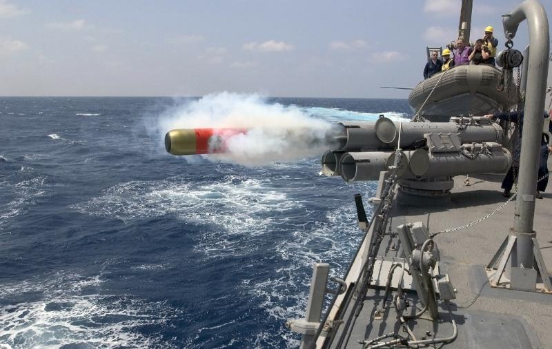 Torpedoabschuss - (C) WikiImages CC0 via Pixabay.de