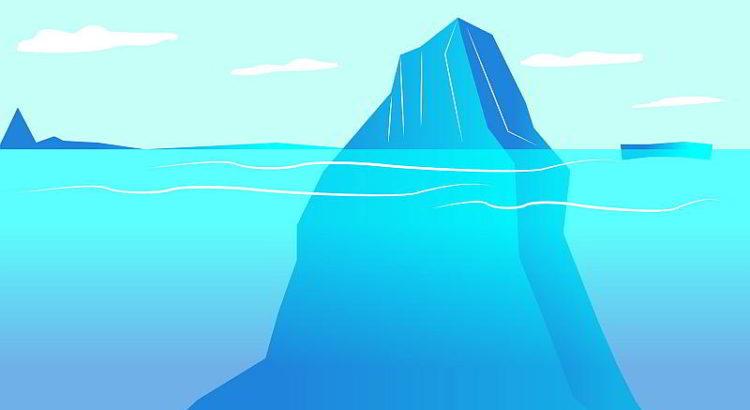 Eisberg - (C) mattysimpson CC0 via Pixabay.de