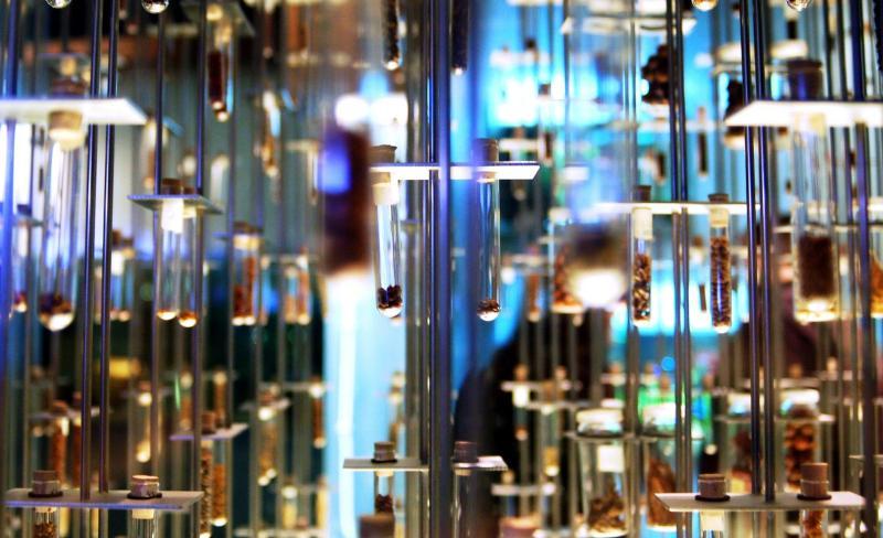 Reagenzglas, Provetas - (C) makunin CC0 via Pixabay.de