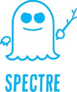Spectre - By Natascha Eibl (https://meltdownattack.com/) [CC0], via Wikimedia Commons