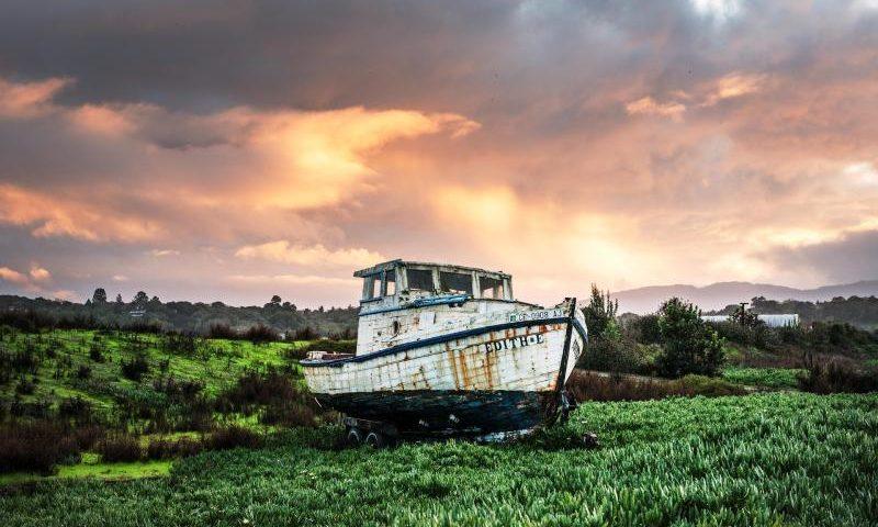 Ship of Fools: Ein Fischerboot - (C) Falkenpost CC0 via Pixabay.com - https://pixabay.com/de/fischerboot-schiff-boot-fischerei-1654446/