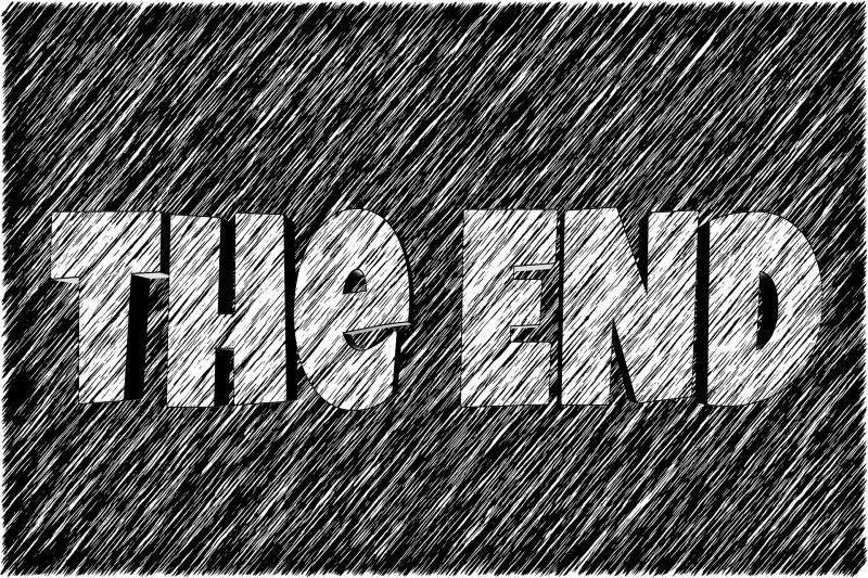 The End: Das Leistungsschutzrecht beendet das Internet - (C) Geralt Altmann CC0 via Pixabay.com - https://pixabay.com/de/ende-hintergrund-ausgang-n%C3%A4chster-2042304/