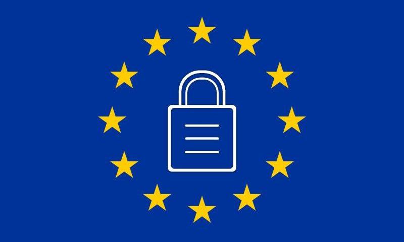 Die DSGVO in Europa - (C) harakir CC0 via Pixabay.com - https://pixabay.com/de/europa-vereintes-europa-flagge-2021308/