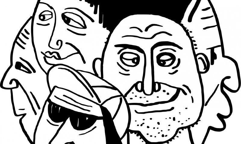 Crowd of Faces - (C) Dave Hudson CC0 via PublicDomainPictures - https://www.publicdomainpictures.net/en/view-image.php?image=101987&picture=crowd-of-faces