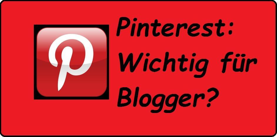 """Pinterest: Wichtig für Blogger? - Inkl. """"Pinterest Shiny Icon"""" von Jessekoeckhoven [CC0], vom Wikimedia Commons"""
